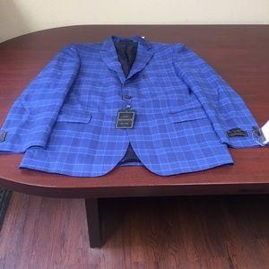NWT-Jos A Bank Reserve Sport Jacket-342